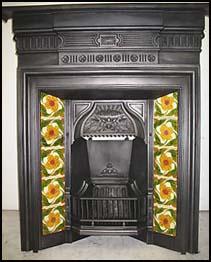 Victorian fireplace- Ireland
